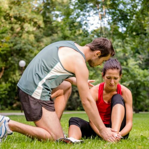 Sprained Ankle   Sport injury Rehabilitation   Hamilton